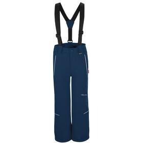 TROLLKIDS Holmenkollen Spodnie zimowe Slim Fit Dzieci, mystic blue